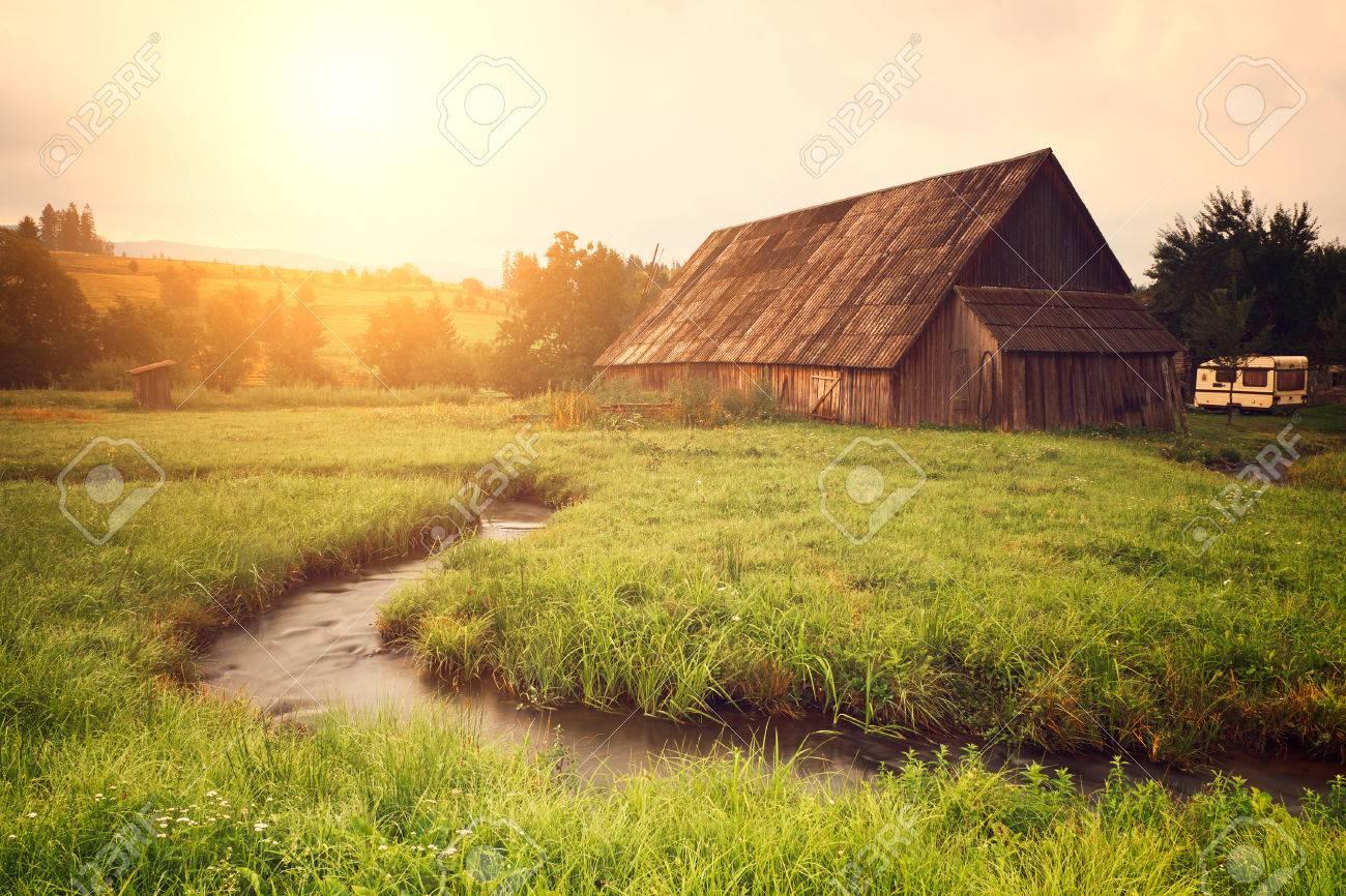 Beautiful countryside - 35425830