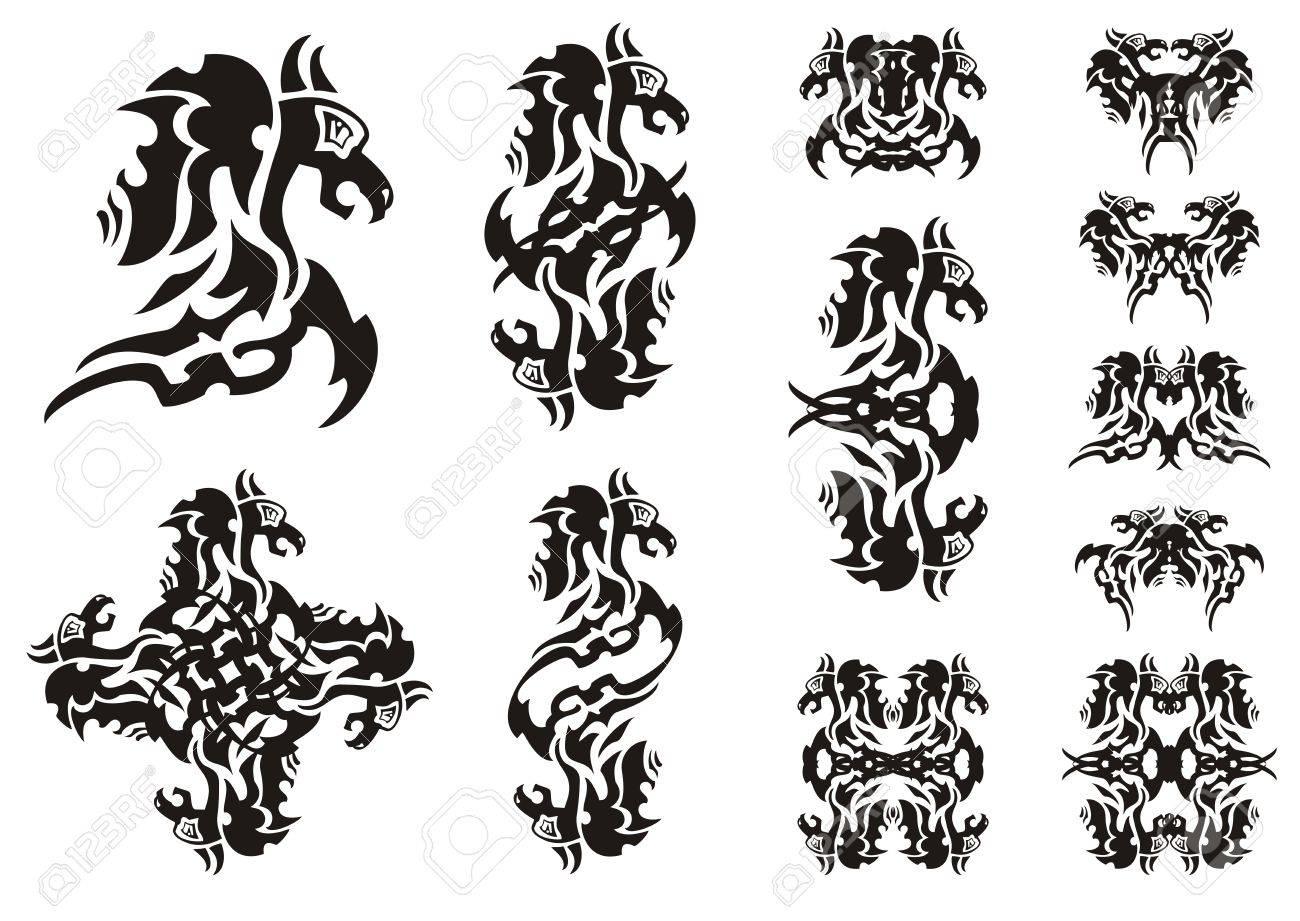 Flaming winged dragon symbols double symbols of a dragon a flaming winged dragon symbols double symbols of a dragon a butterfly of a dragon buycottarizona Gallery