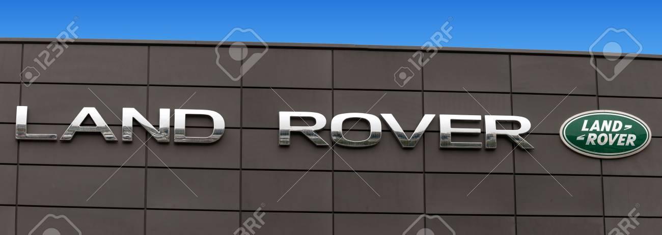 Segno Land Rover Land Rover è Un Marchio Automobilistico