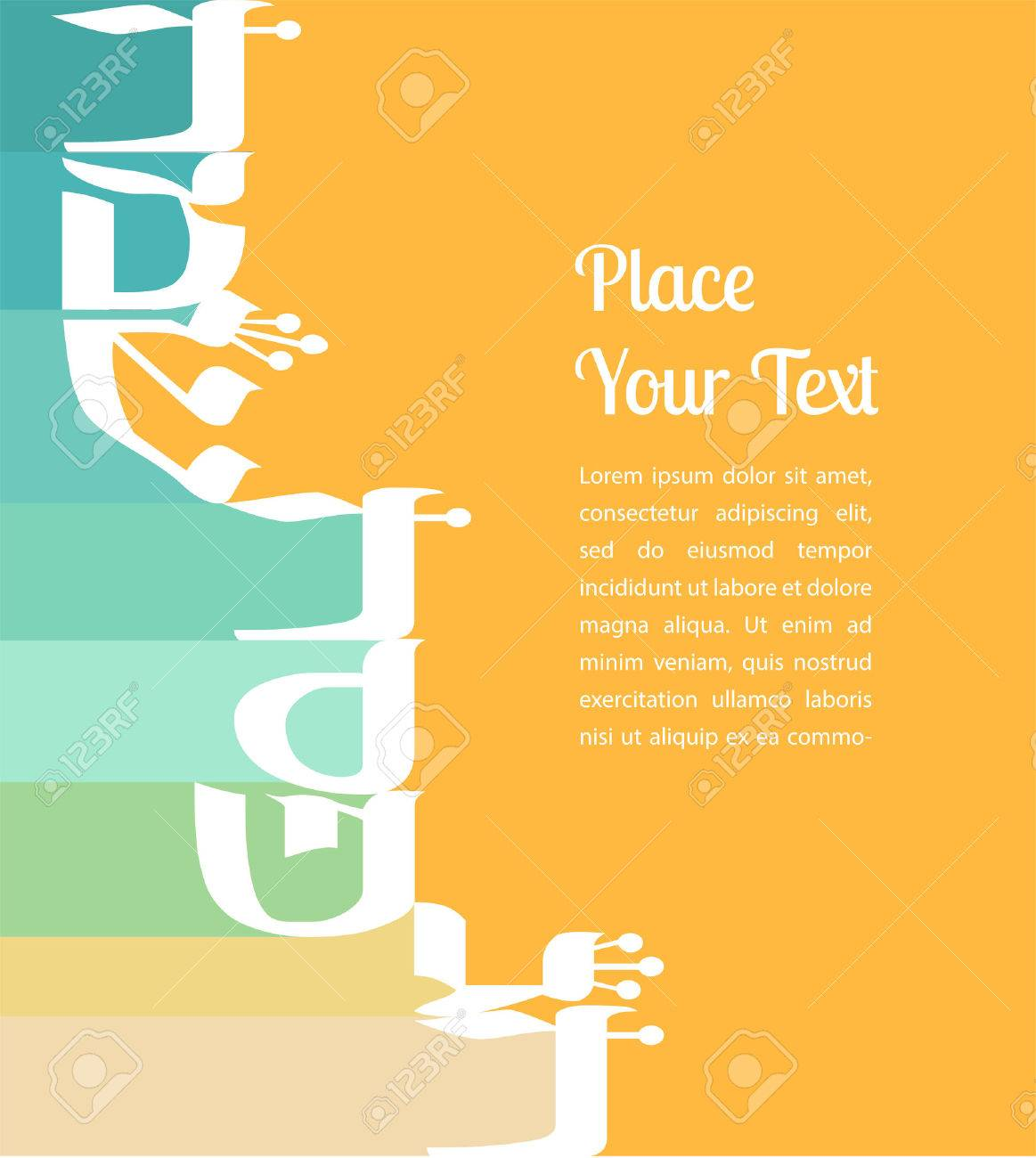 Abstract greeting card for jewish holiday passover happy passover abstract greeting card for jewish holiday passover happy passover in hebrew stock vector 54789790 m4hsunfo