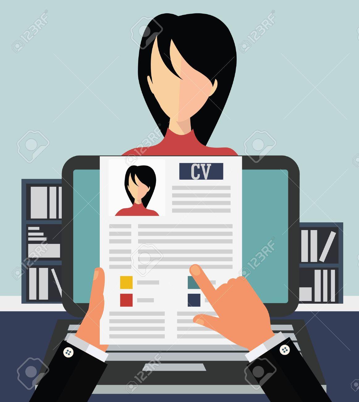 Job interview concept - 37056666
