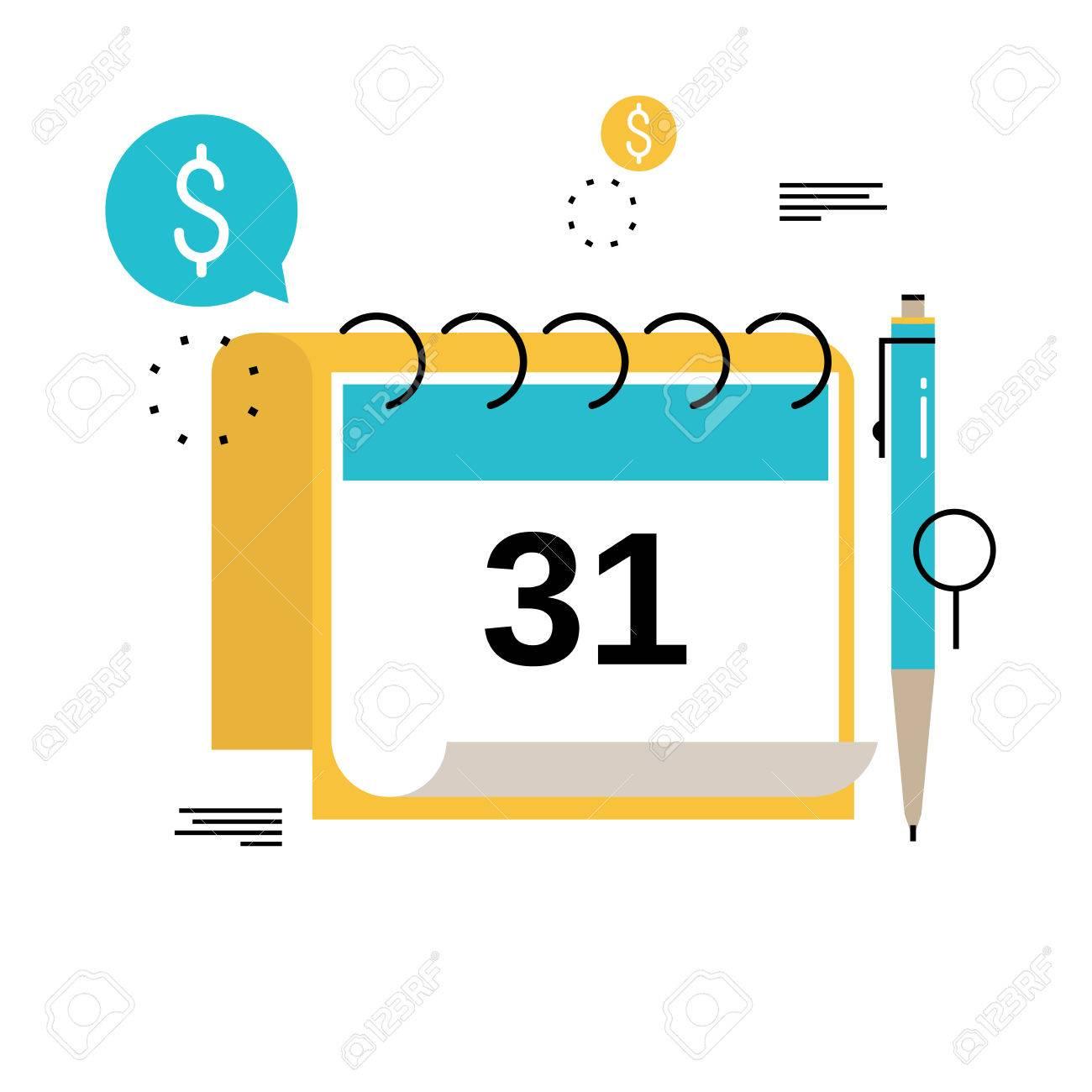 financial calendar financial planning monthly budget planning