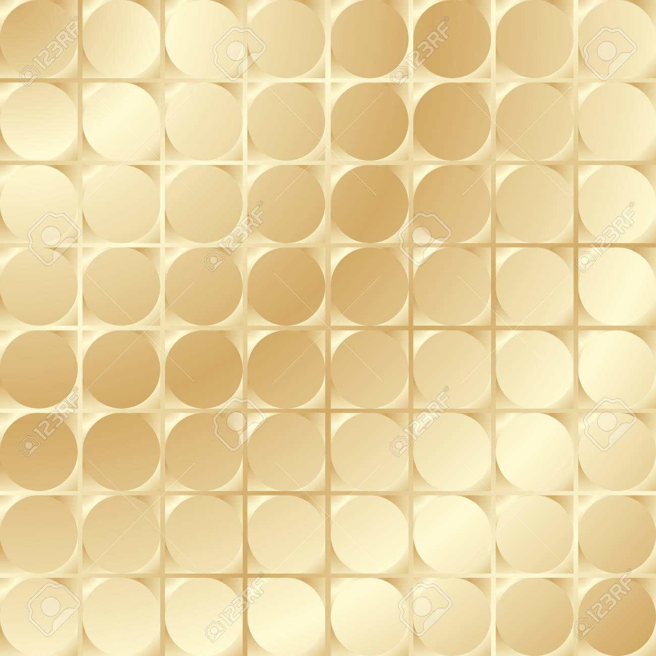 Gold texture, abstract background for print Stock Vector - 6637027