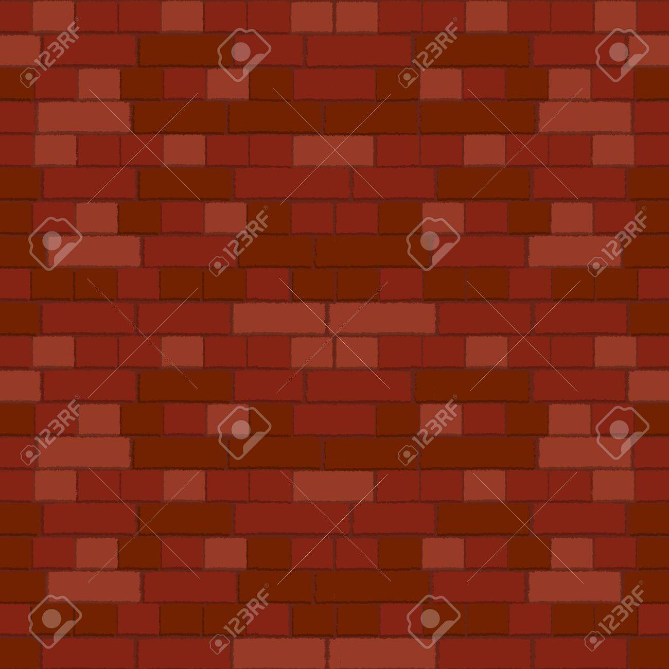 Oval empty frame nailed on brick wall, no mesh or transparencies Stock Vector - 9326723