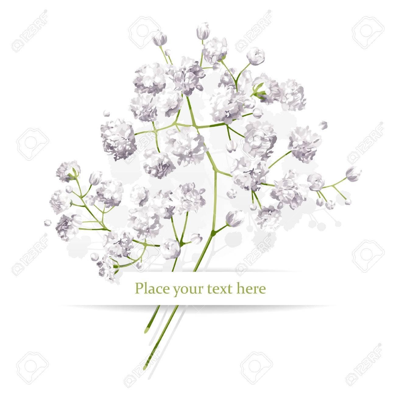 Vintage Kleine Weisse Blumen Zum Valentinstag Blumenstrauss Hochzeit