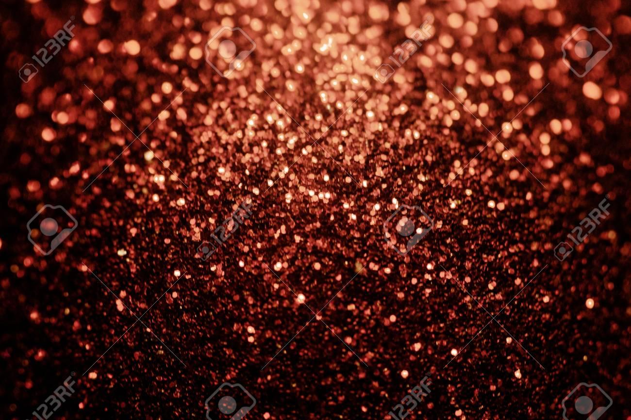 Immagini Stock Sfondo Glitter Rosso Nero Scintillio Fantasia Nera