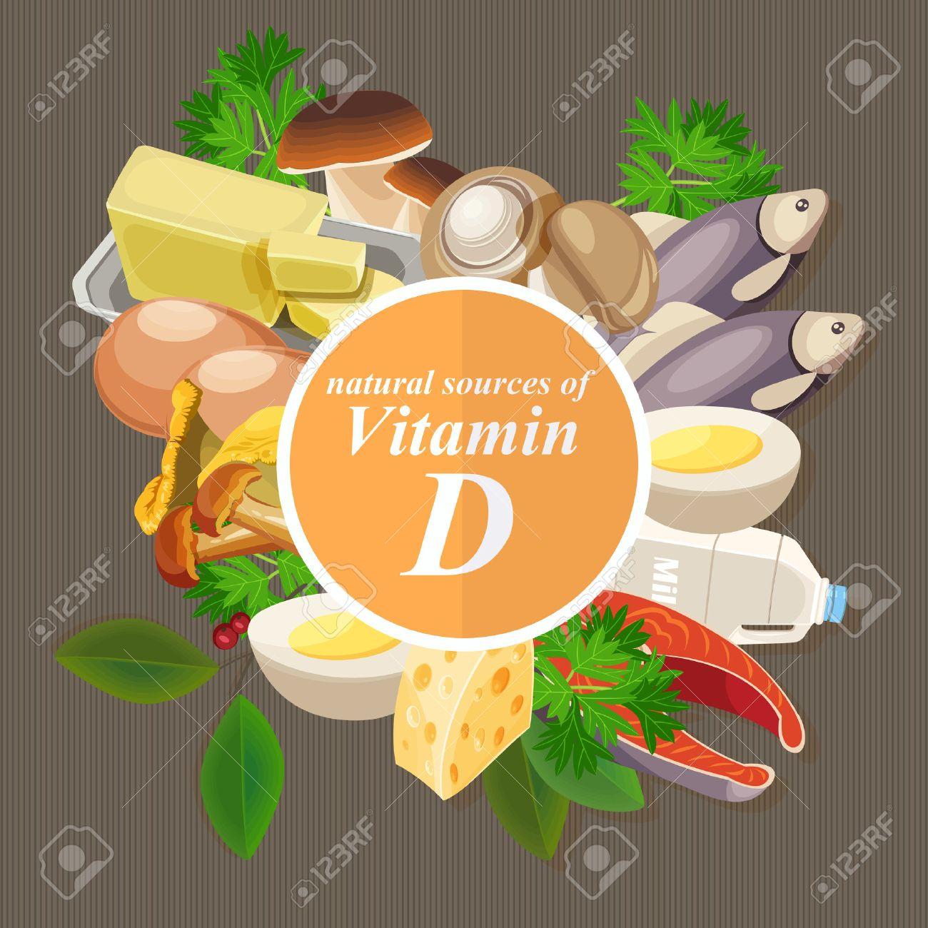 frutas que contiene vitamina d