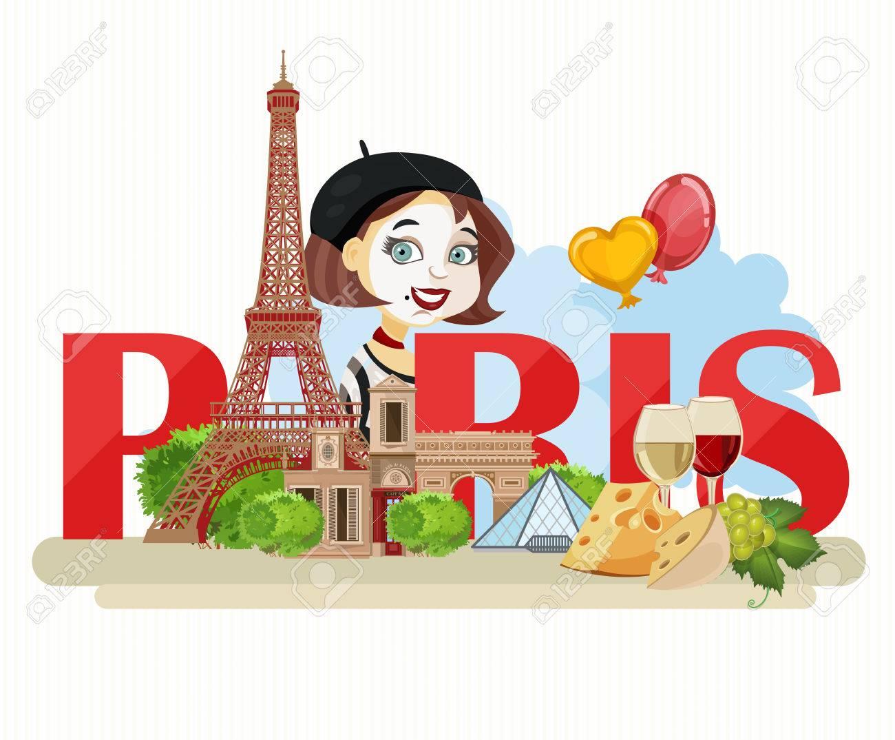 Französisch Lizenzfreie Vektorgrafiken Kaufen: 123RF   {Französische küche clipart 23}