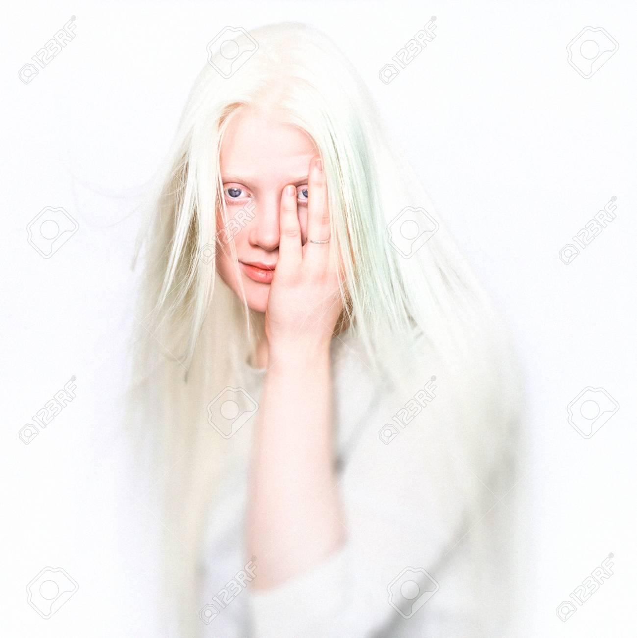 Teen pussey albino white girl nude mandingo