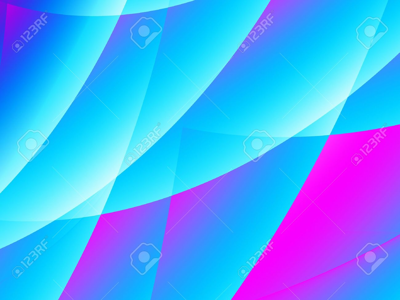 Blue curtain backdrop - Blue Stage Curtains Background Abstract Background With Blue And Pink Layers Stage Curtain Like Cures