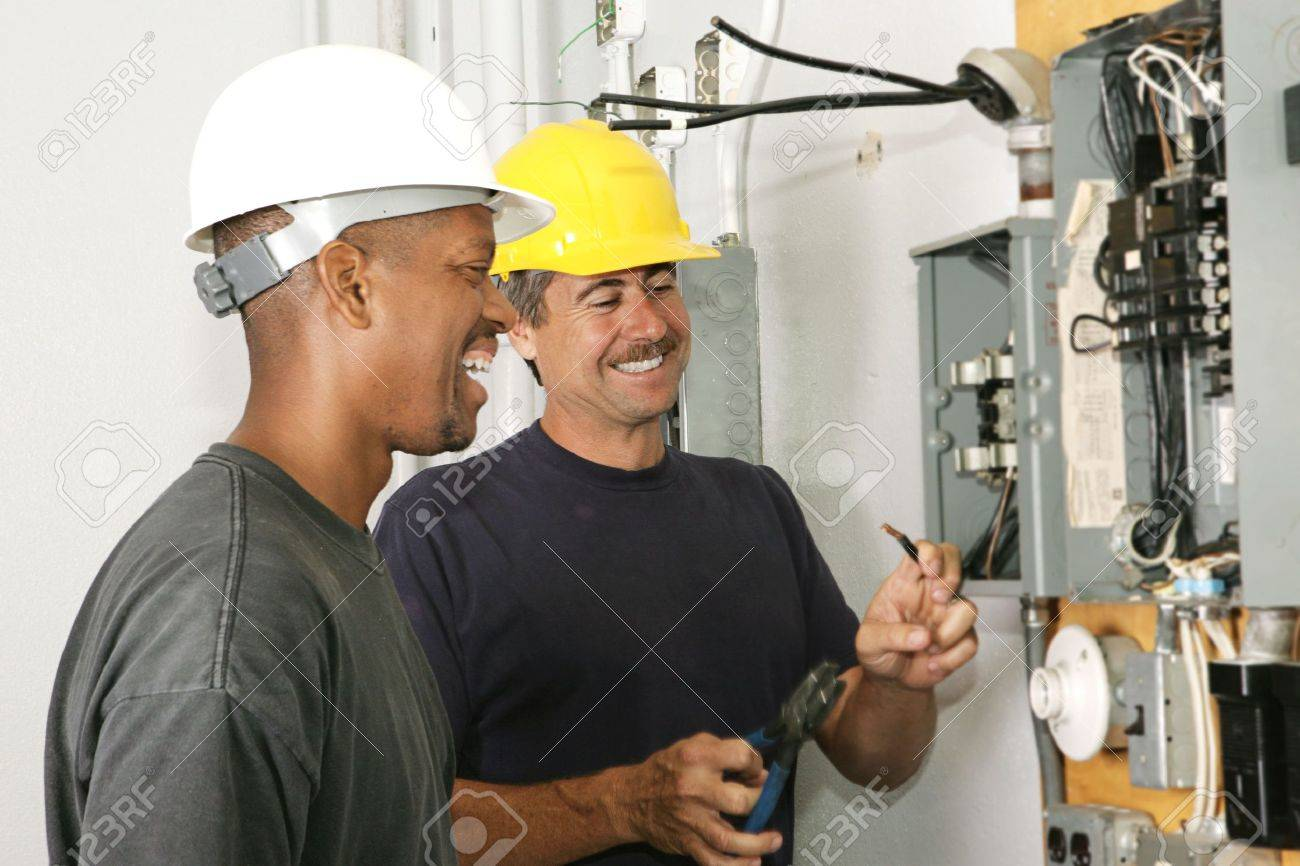 Image result for electrician working