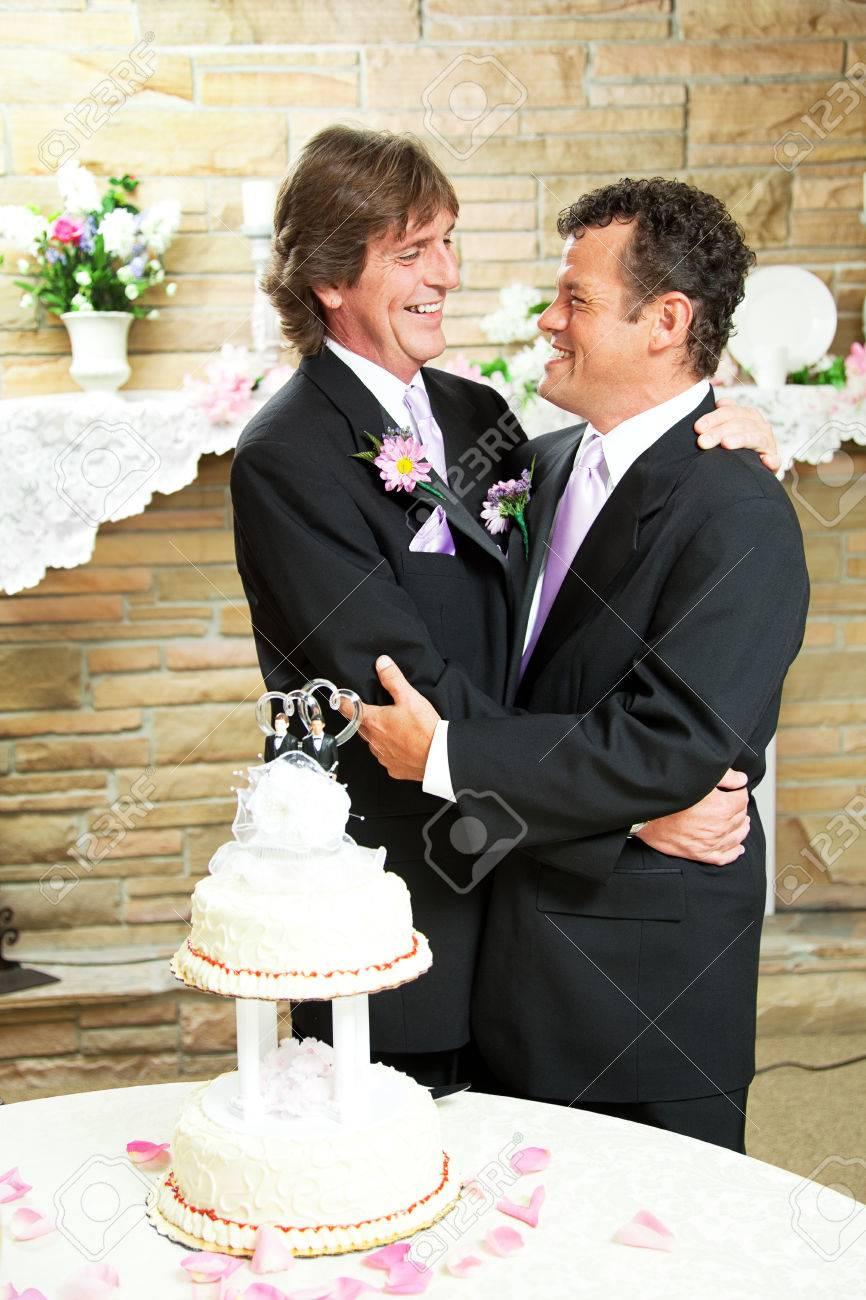 Trajes de novio boda gay