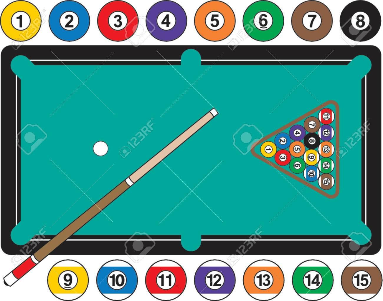Resultado de imagen de mesa de billar