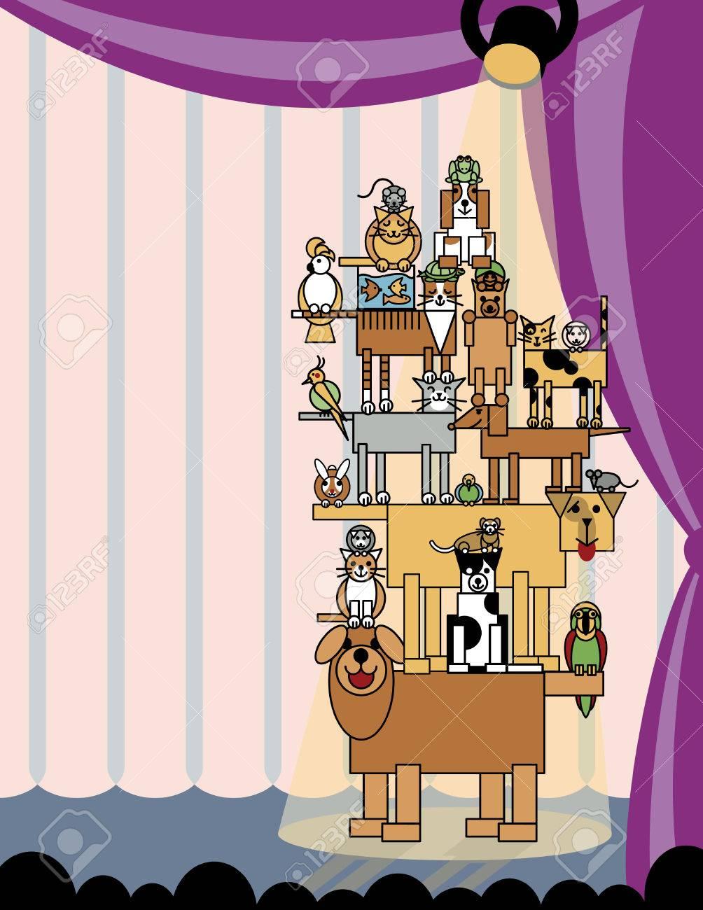 Tolle Haustiere Färbung Seite Fotos - Framing Malvorlagen ...