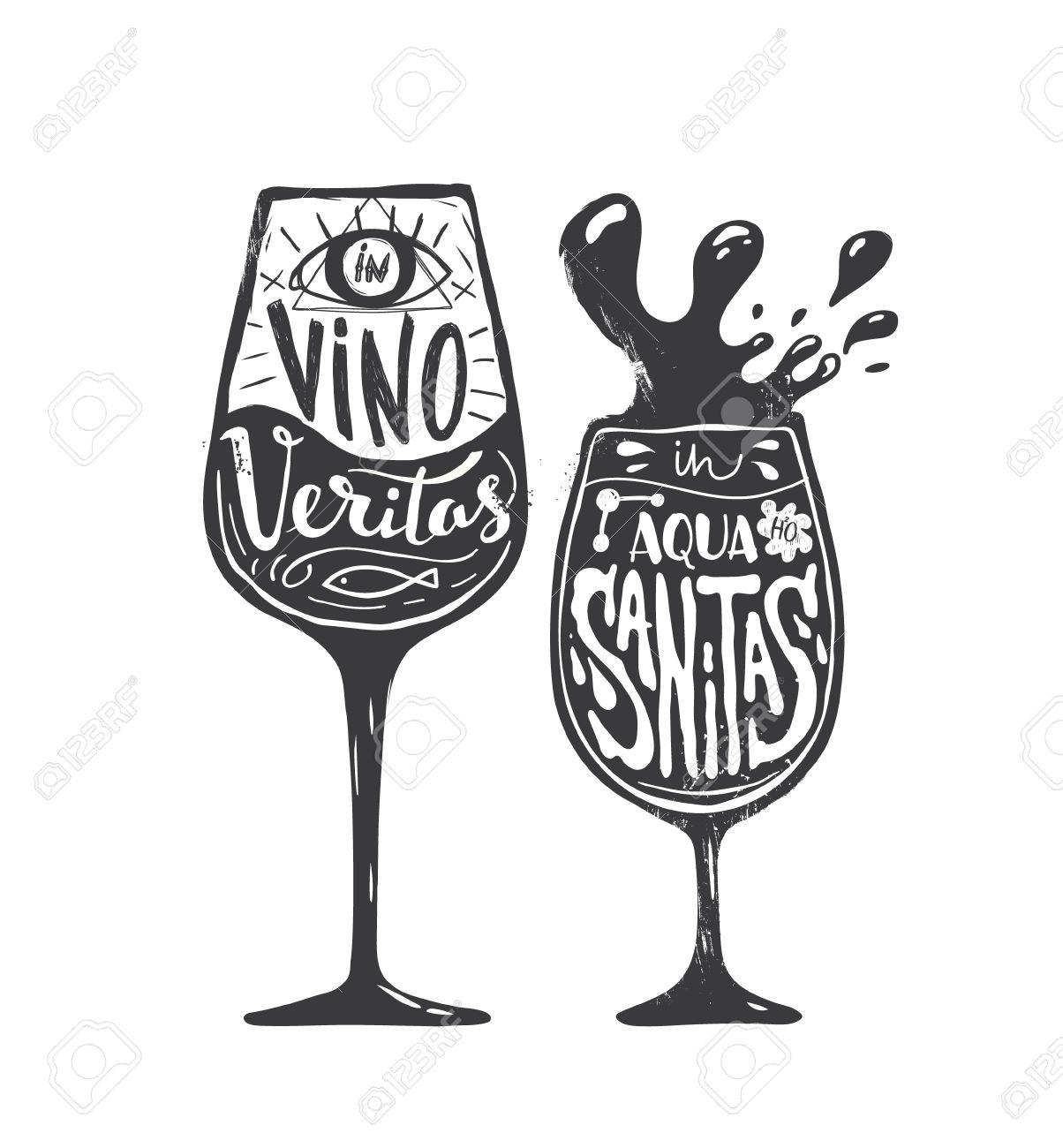 In vino veritas deutsch