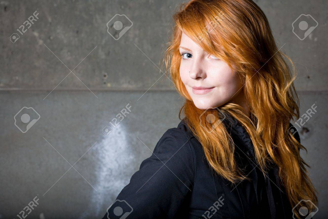 Young redhead girls — 13