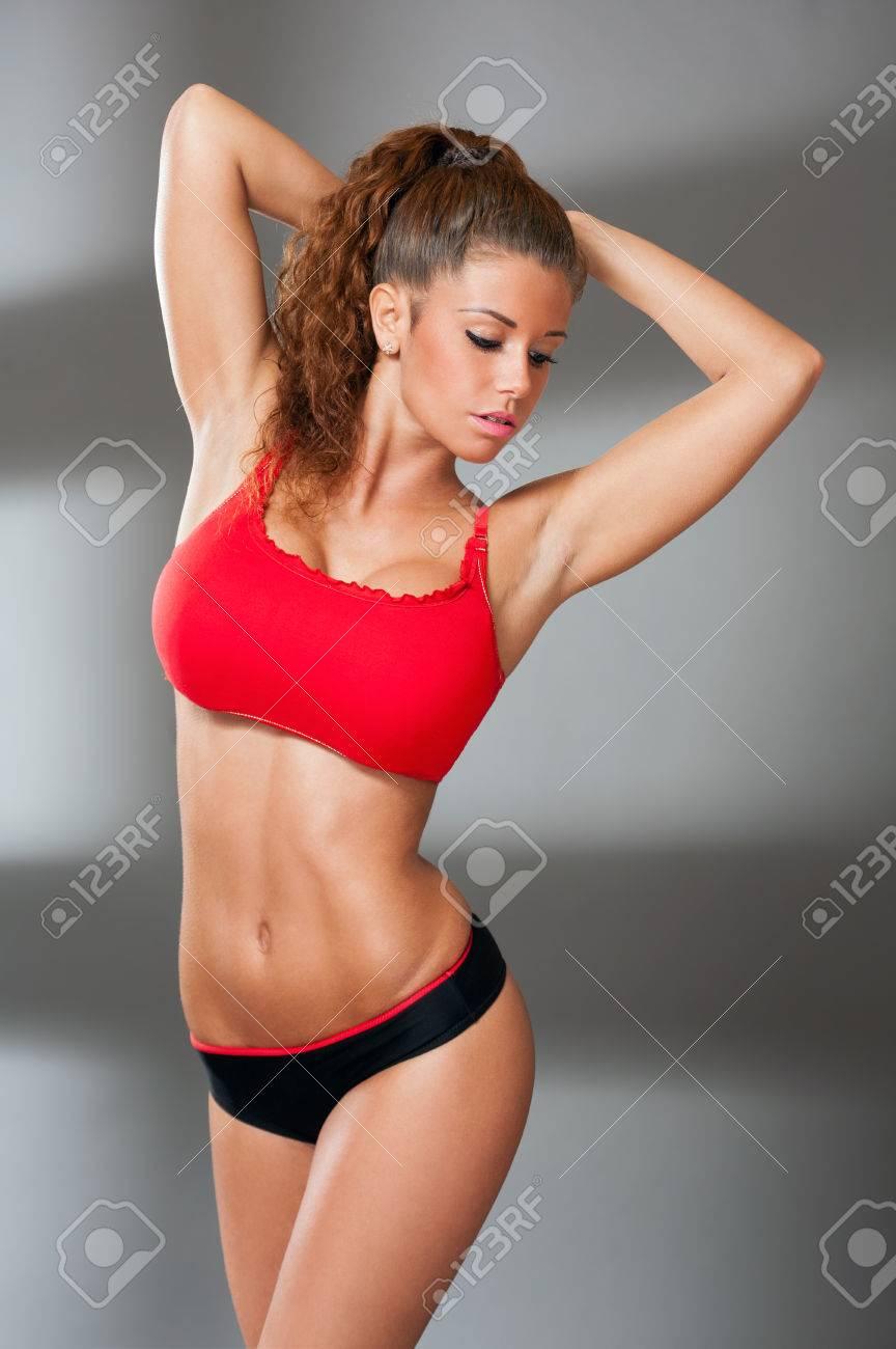 Super Sexy Brunette