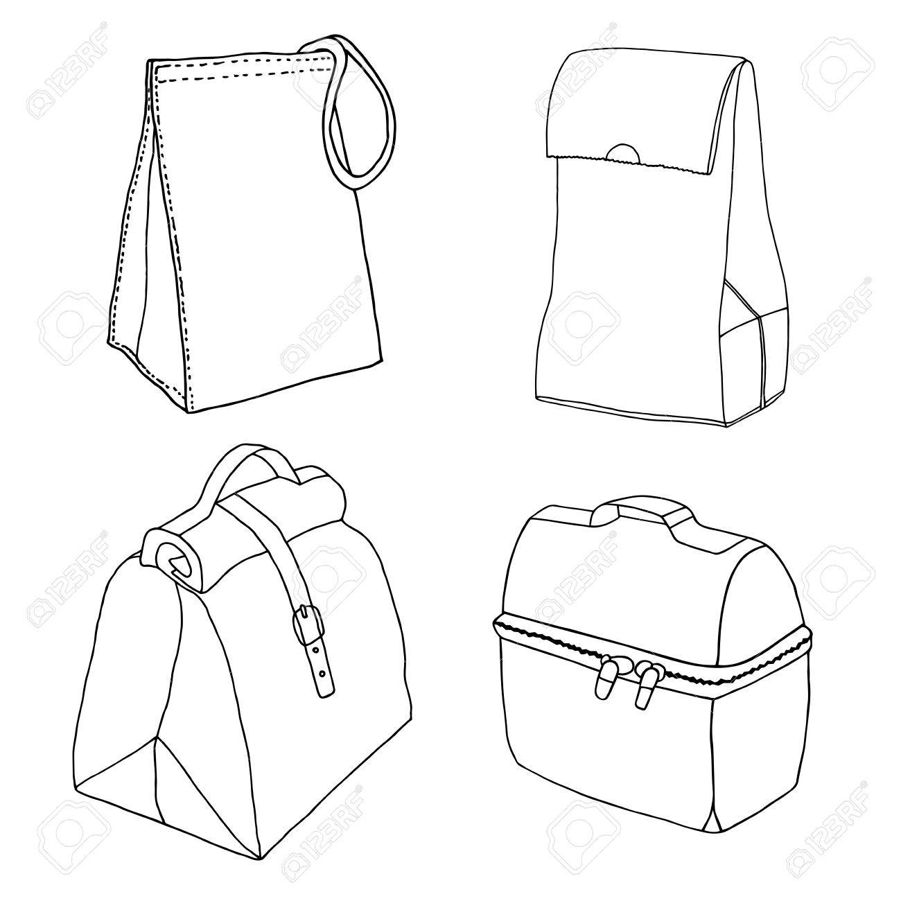 Lunch Bag Collection Easy Box Concepts Various Food Bags And Boxes
