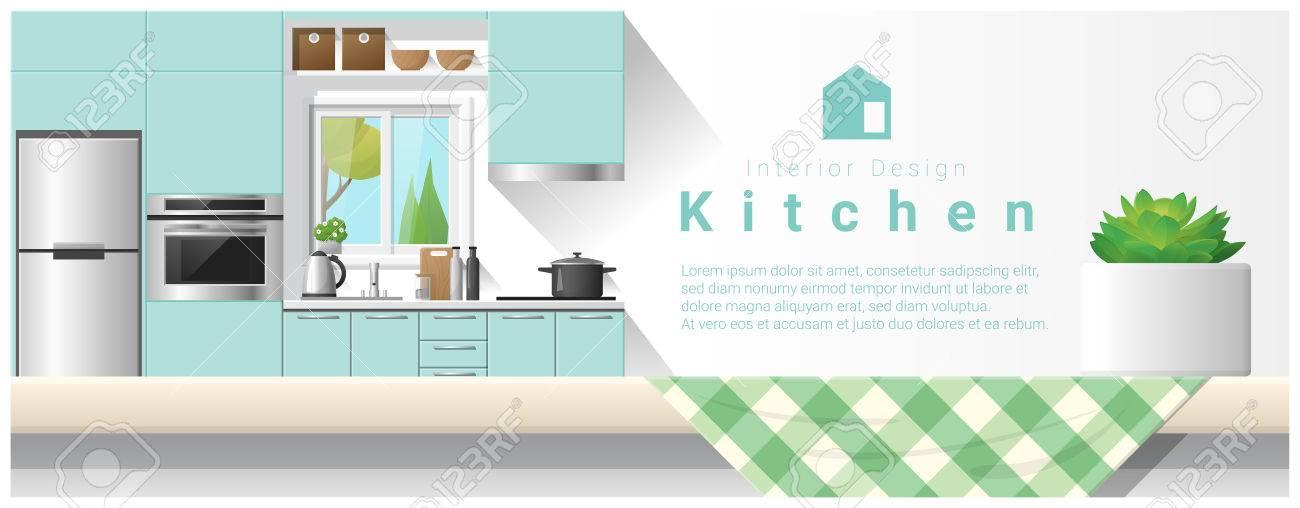 Mesa De Cocina Moderna. Great Un Diseo Moderno Para Nuestra Cocina ...