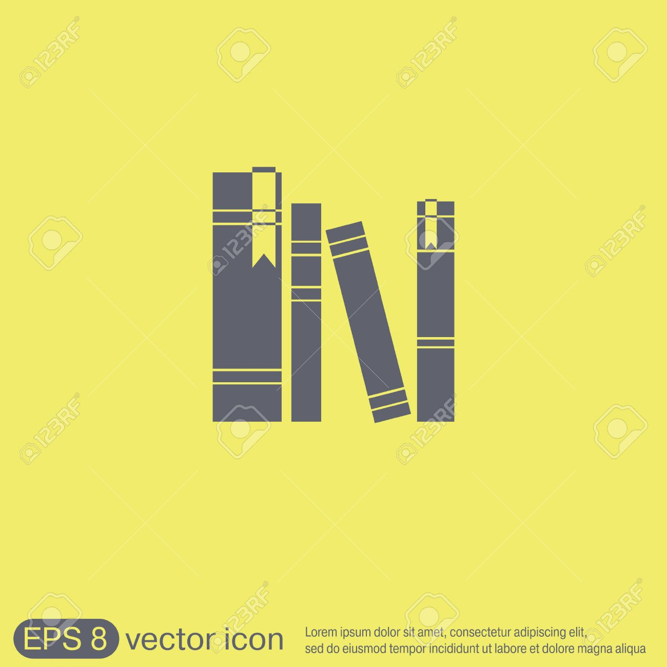 Symbol in literature book spine spines of books icon symbol of a book spine spines of books icon symbol of a science and vector book spine spines of biocorpaavc Gallery