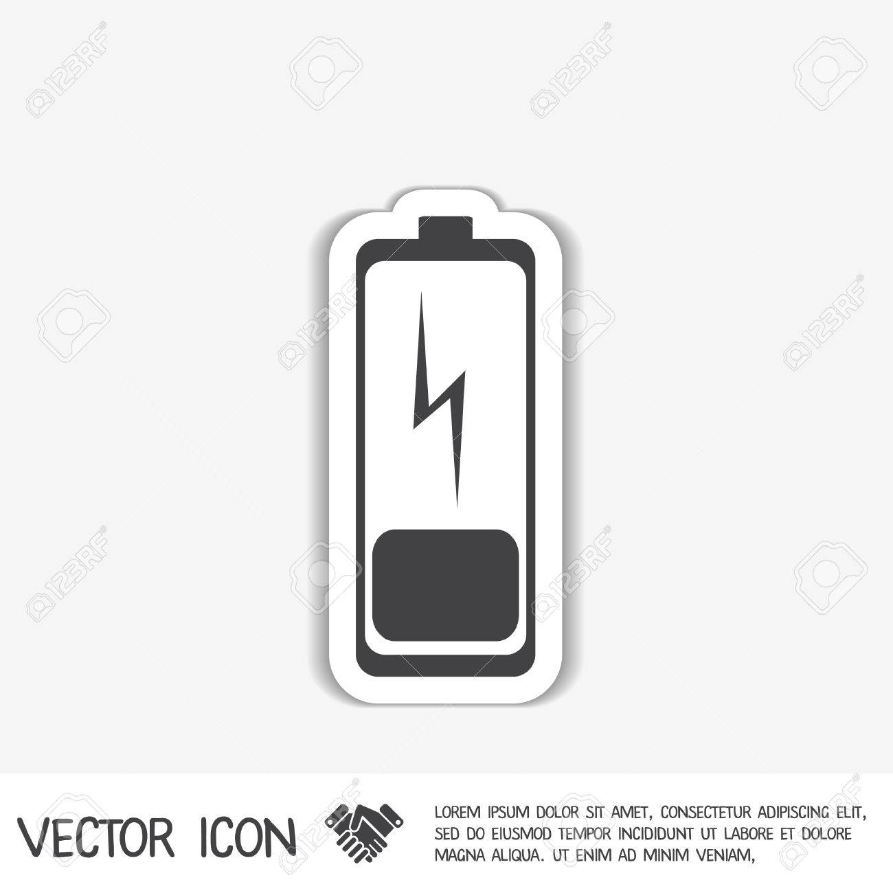 Colorful Symbol For Battery Photos Electrical Diagram Ideas