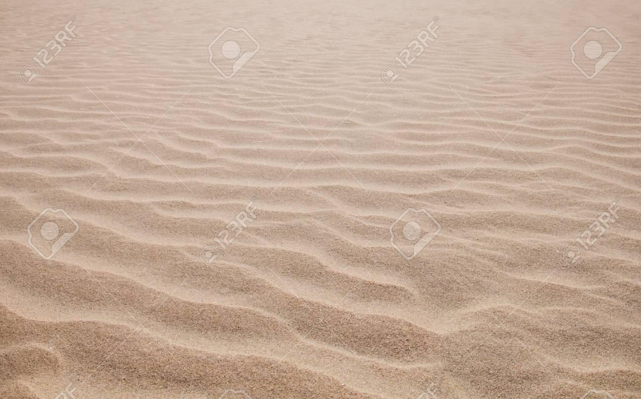 Rippled sand Stock Photo - 17352718