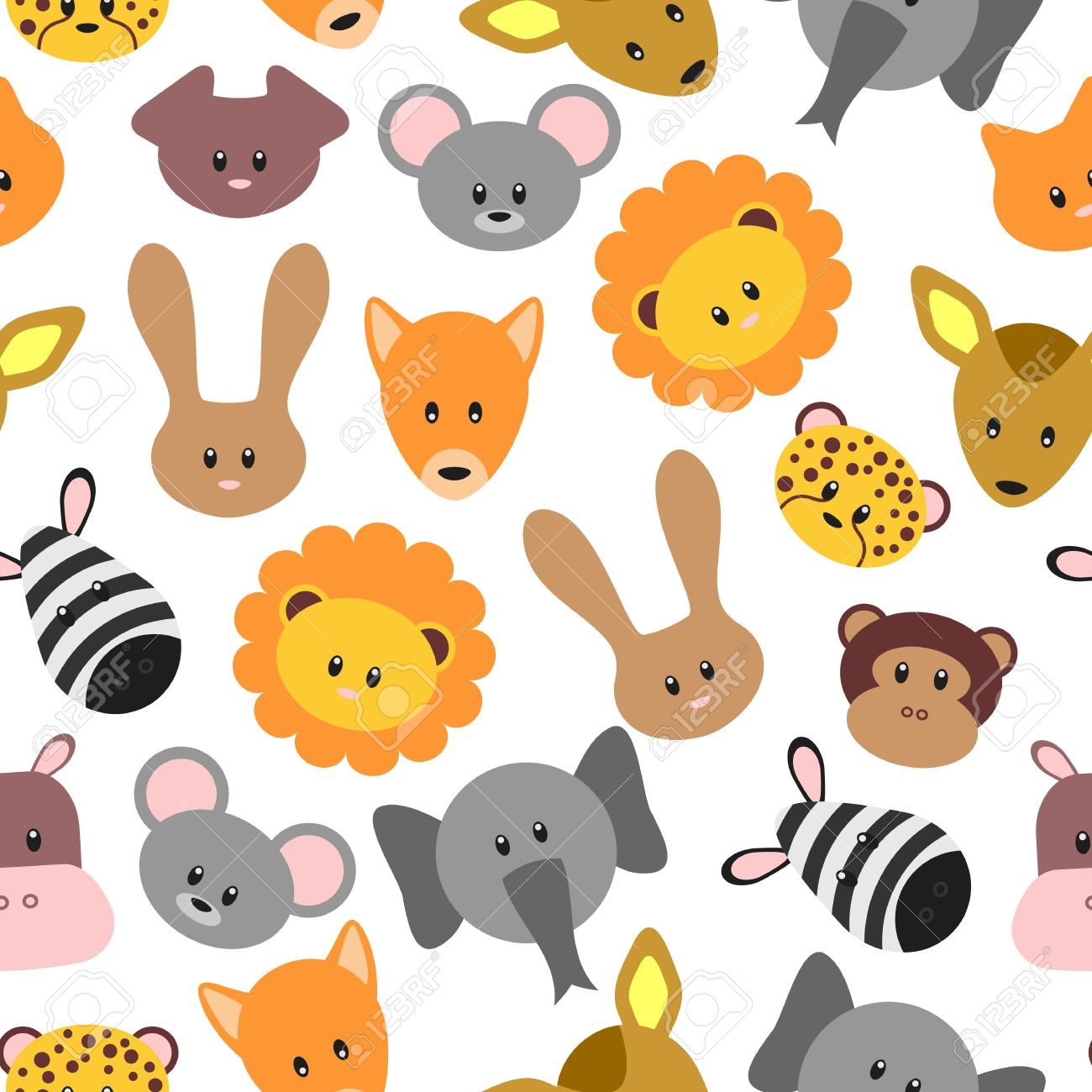 Cartoon Animal Wallpaper Popular Desktop Wallpaper