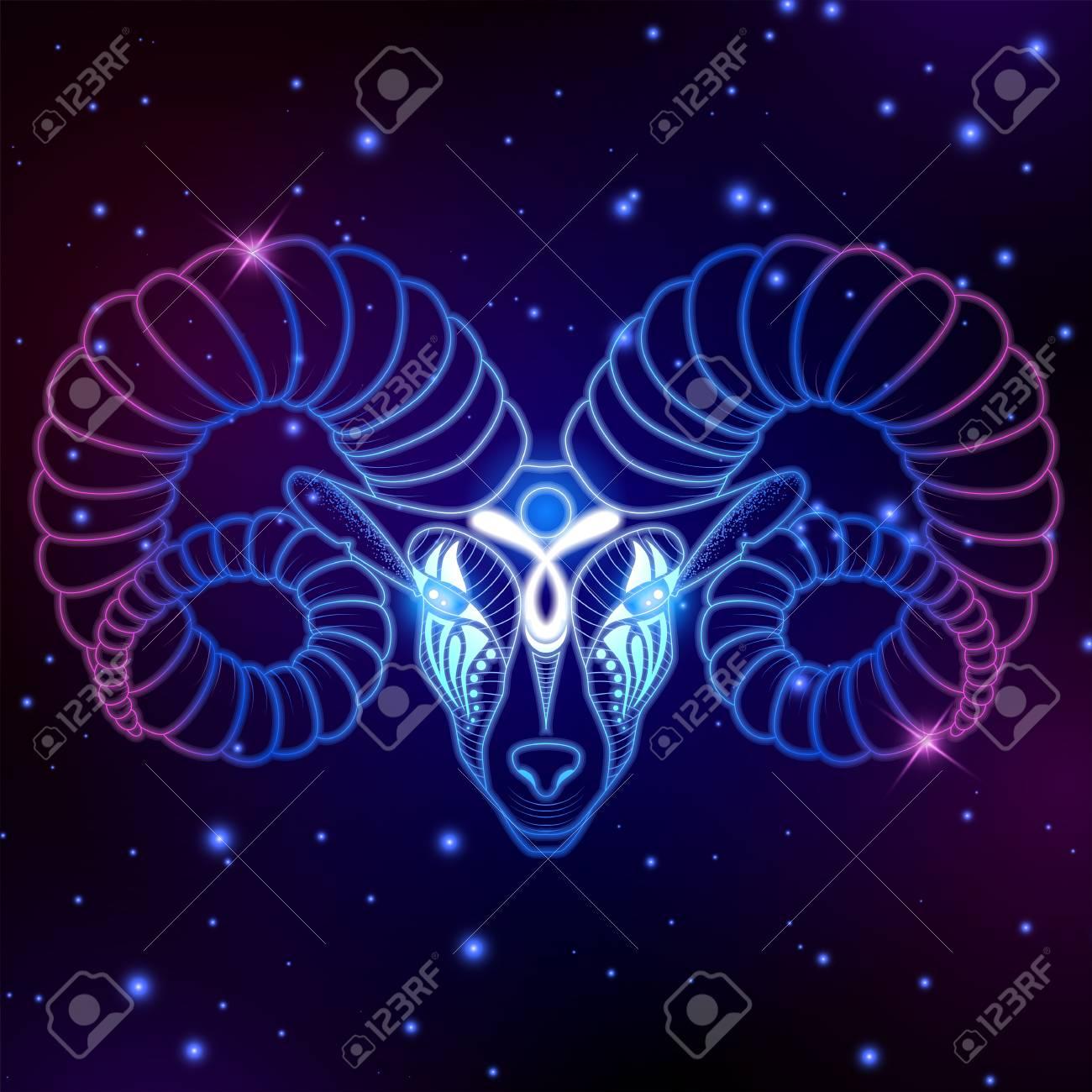 images of aries horoscope symbol