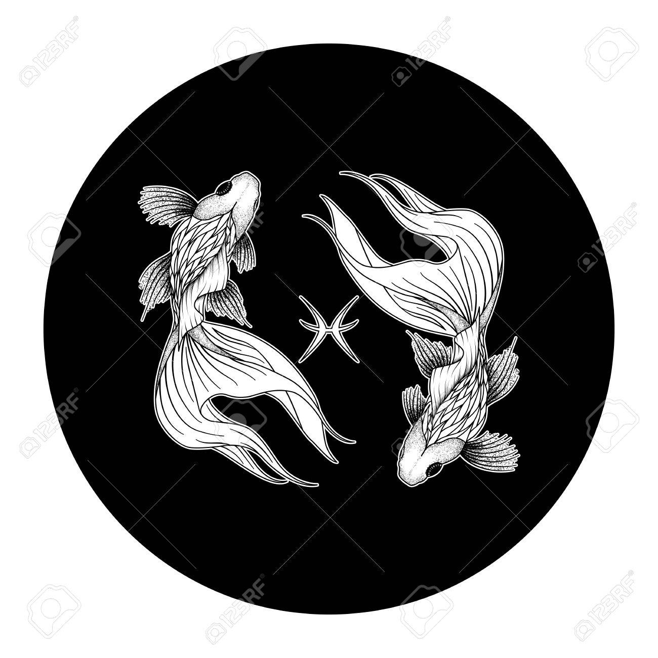 pisces horoscope symbols