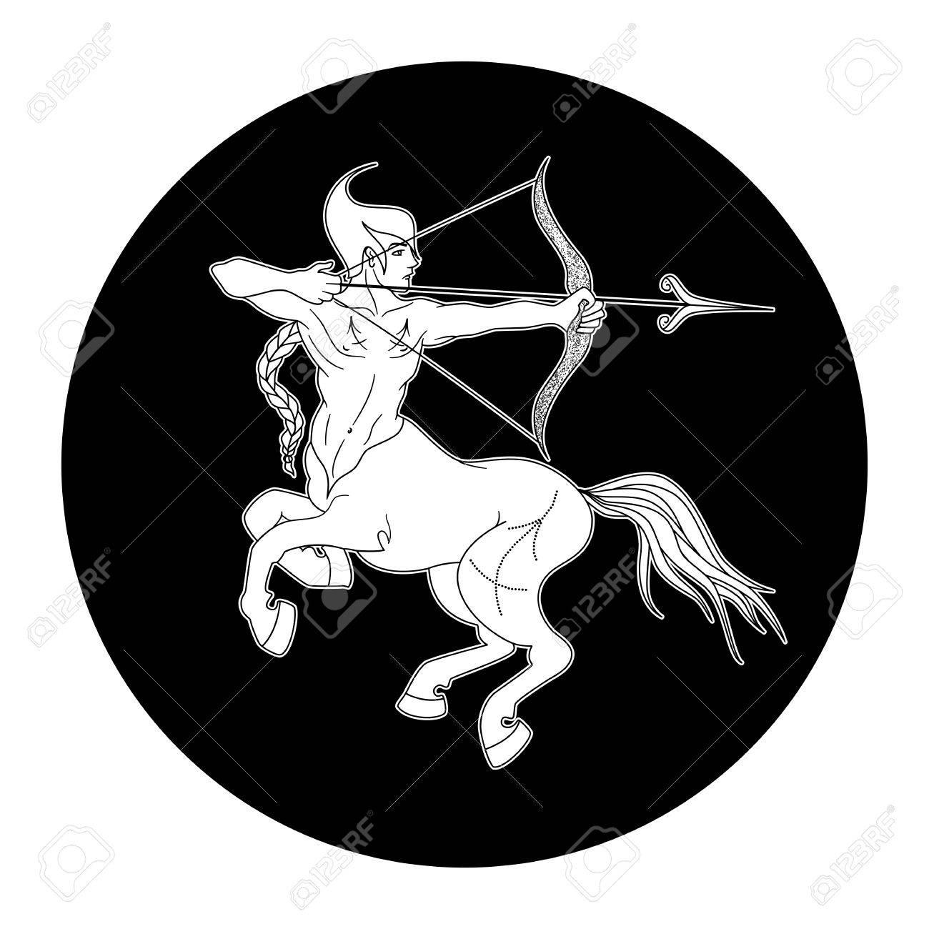sagittariuss horoscope symbol