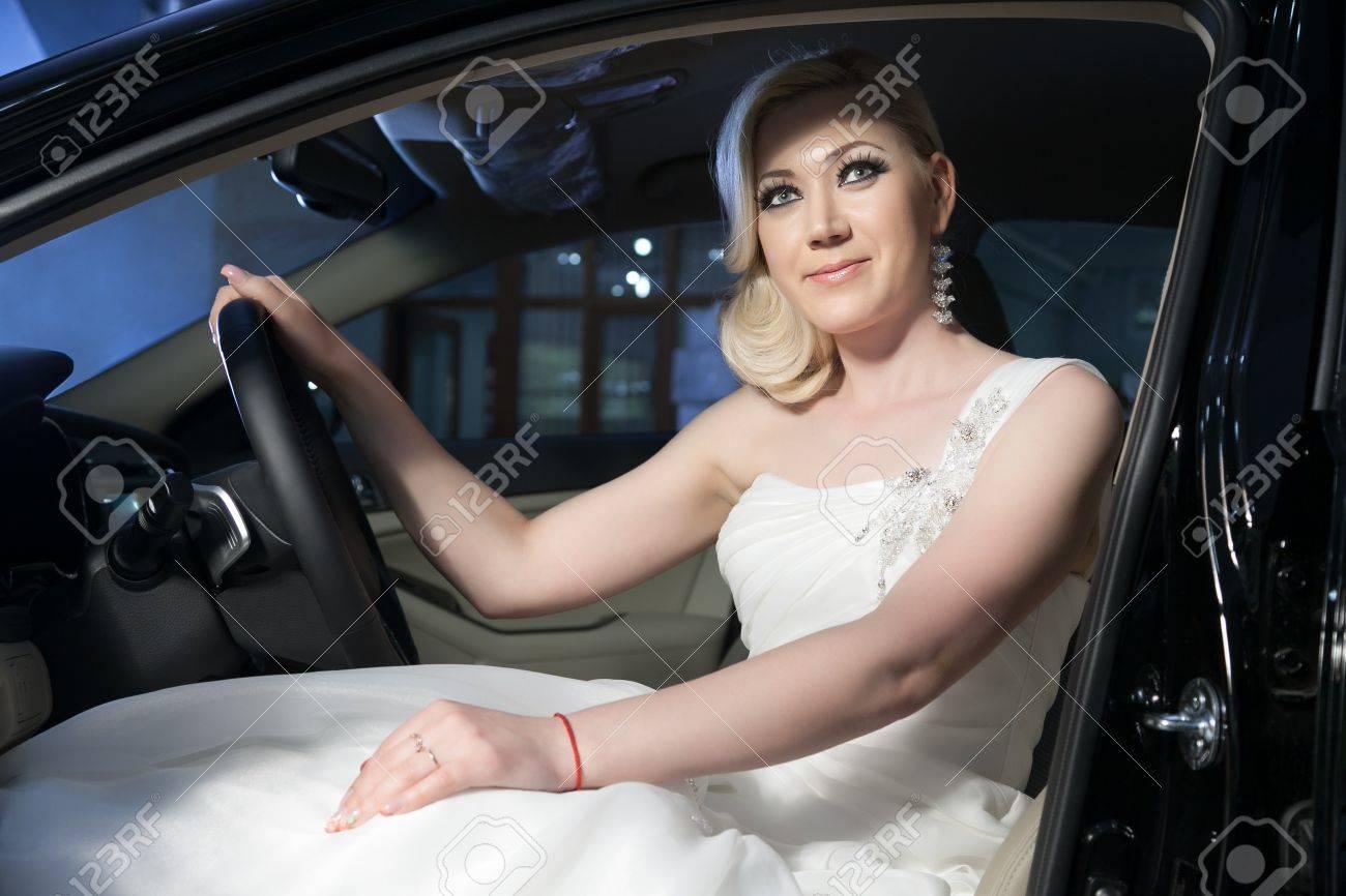 Sonar un vestido blanco