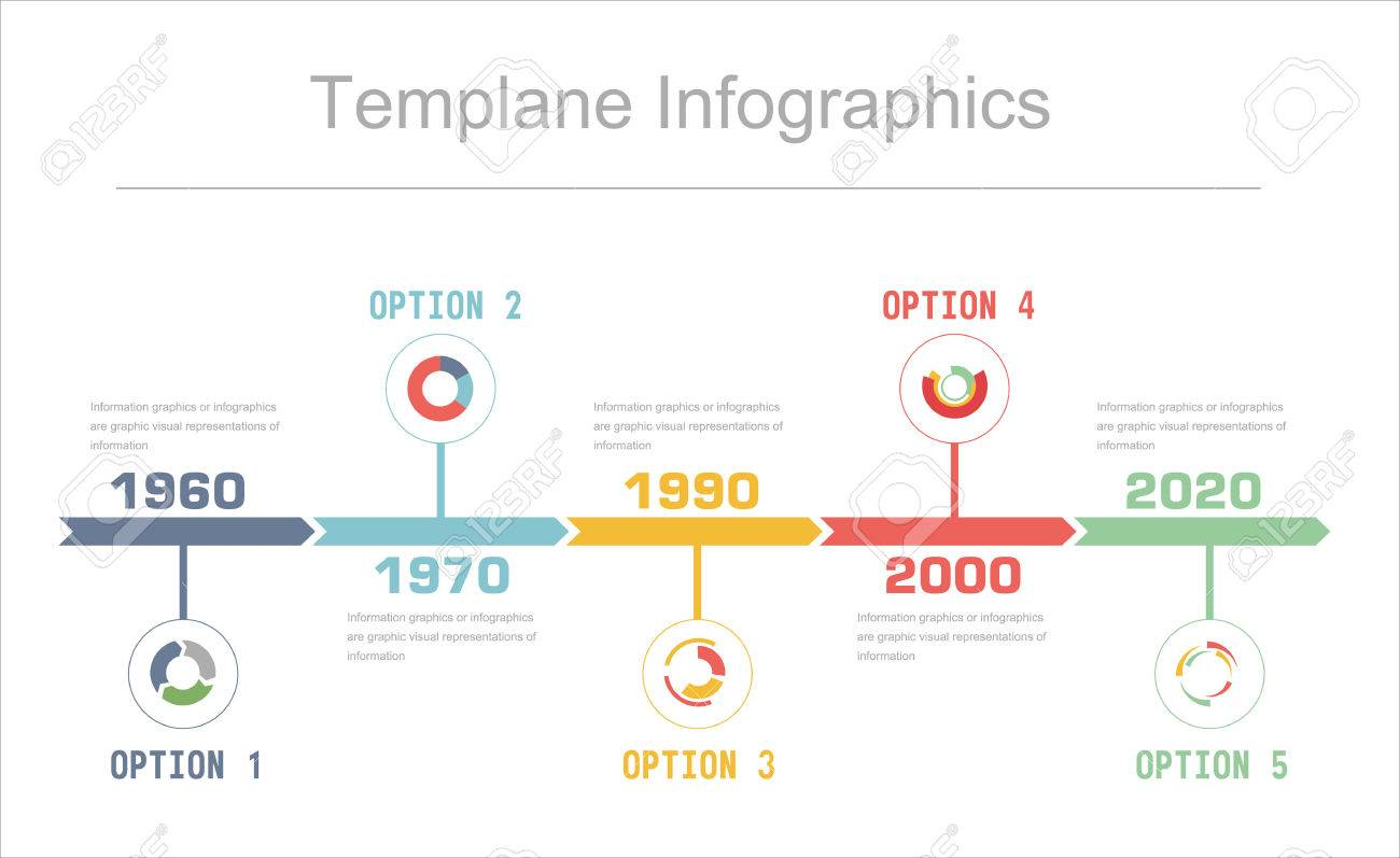 Business timeline infographics vector design template for financial business timeline infographics vector design template for financial reports website infographic statistics stock flashek Choice Image