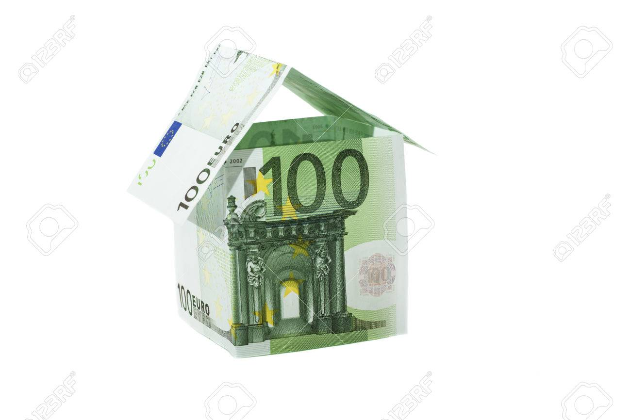 House Of One Hundred Euro Bills - 29766921
