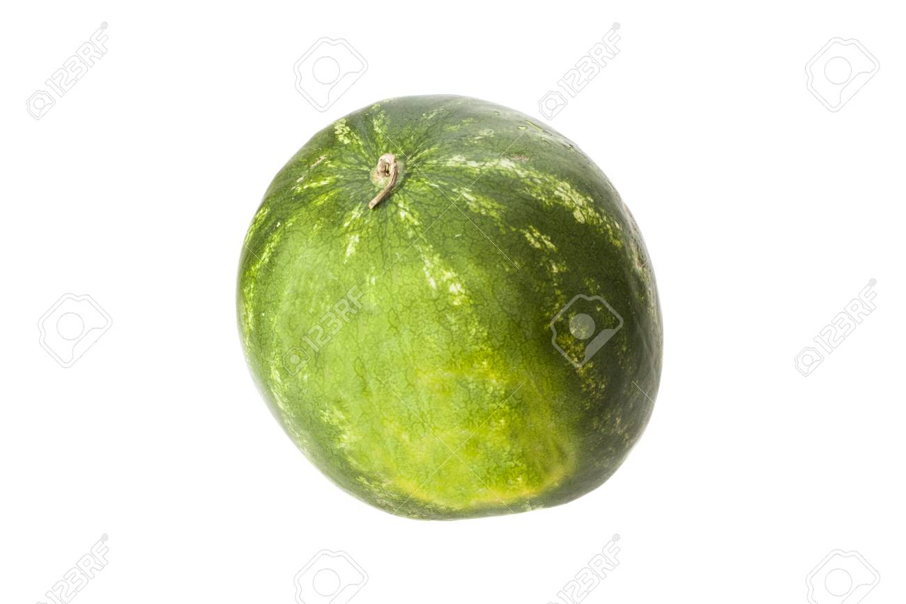 watermelon isolated on white background - 30011440