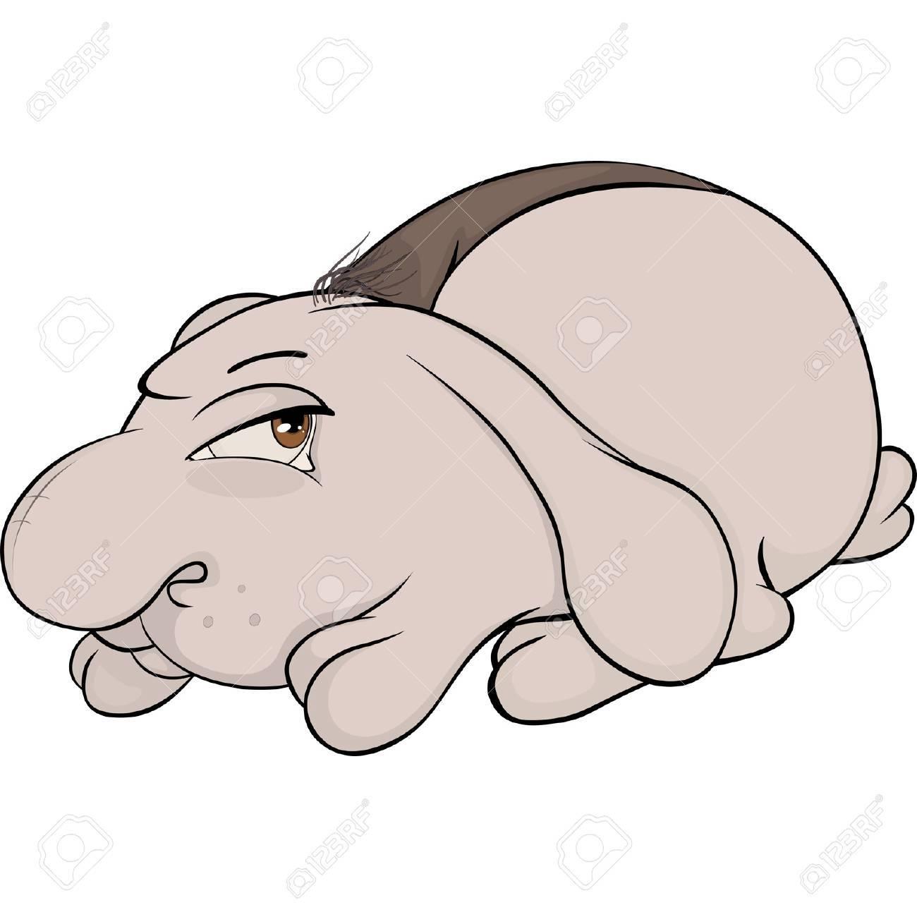 Rabbit.Cartoon Stock Vector - 11656559