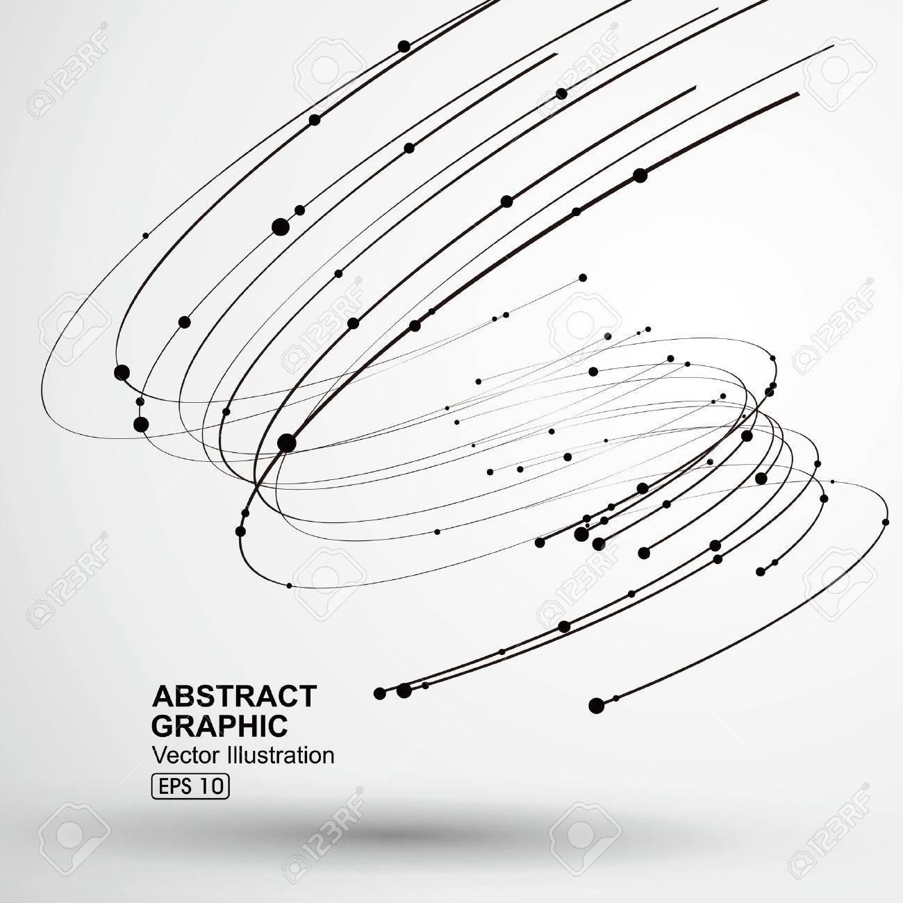Vector Tornado,Abstract graphics. - 53259139