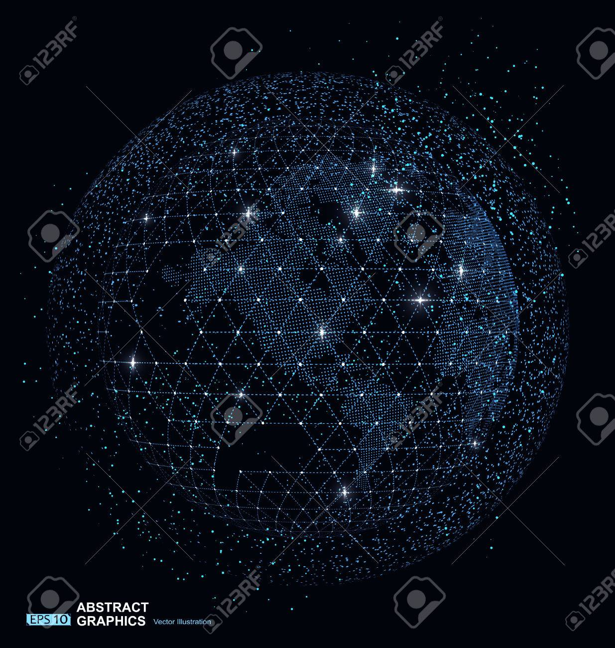 World map dots and lines create global network connection concept world map dots and lines create global network connection concept background foto de archivo gumiabroncs Image collections