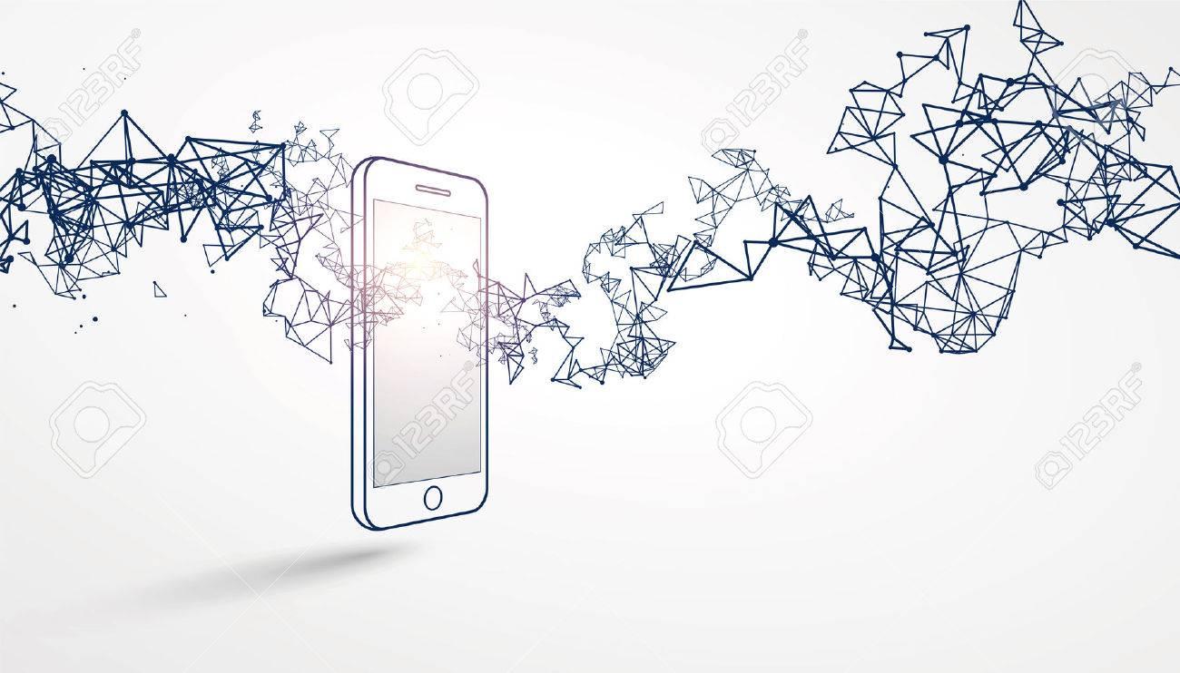Mobile Internet technology. - 65943564