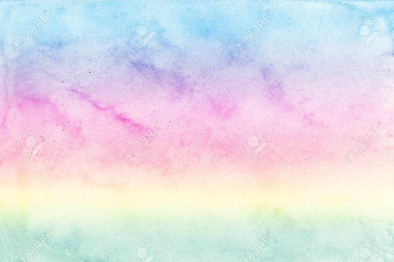 Watercolor Pastel Background Stock Photo Picture And Royalty Free Image Image 75100407