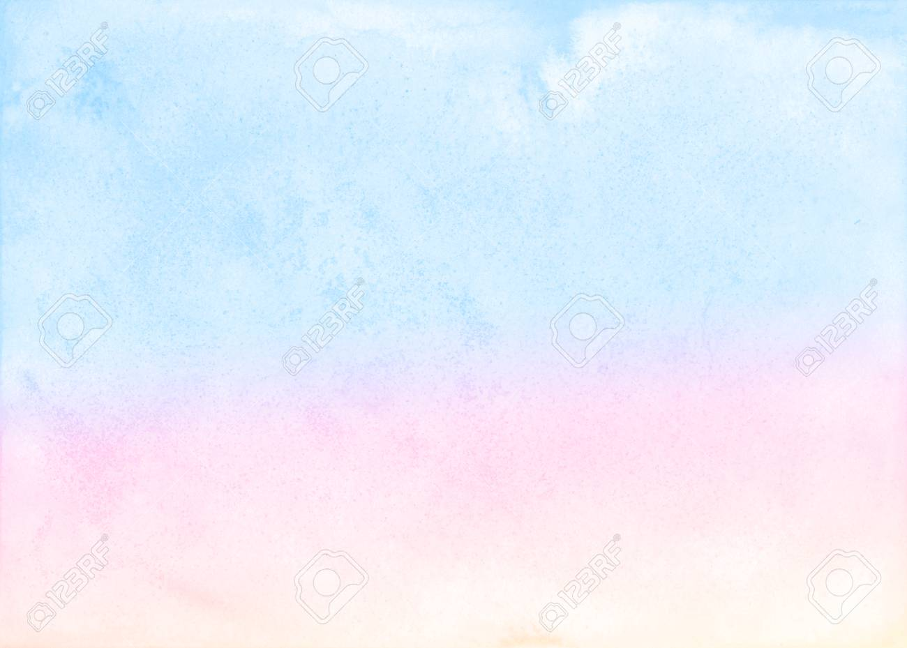 Abstract Pastel Watercolor Background Stock Photo Picture And Royalty Free Image Image 96000717
