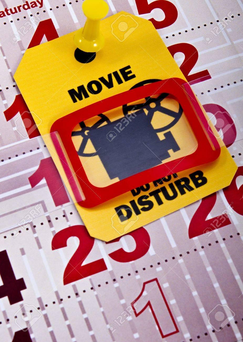 Bitte Nicht Stören, Wenn Film Läuft Oder Sie Kinobesuch Geplant Am ...