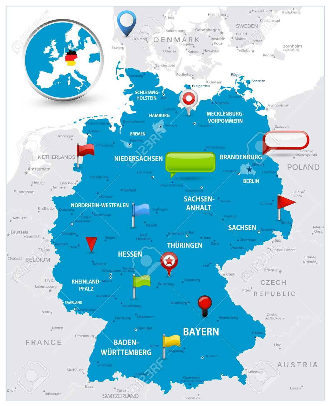 Germany On Map on japan on map, ireland on map, spain on map, italy on map, deutschland on map, egypt on map, denmark on map, greece on map, belgium on map, north korea map, south korea map, volga river on map, united kingdom on map, korean peninsula on map, britain on map, afghanistan on map, easter island on map, illinois on map, iran on map, switzerland on map,
