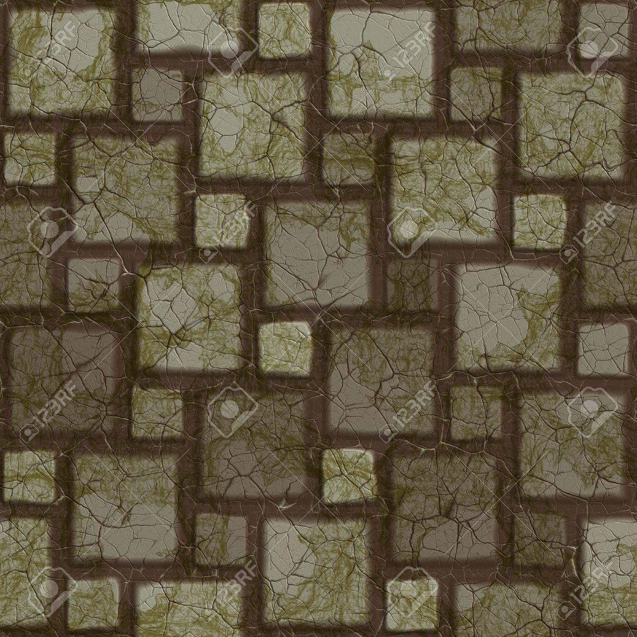 Dark pavement. Seamless texture. Stock Photo - 14835965