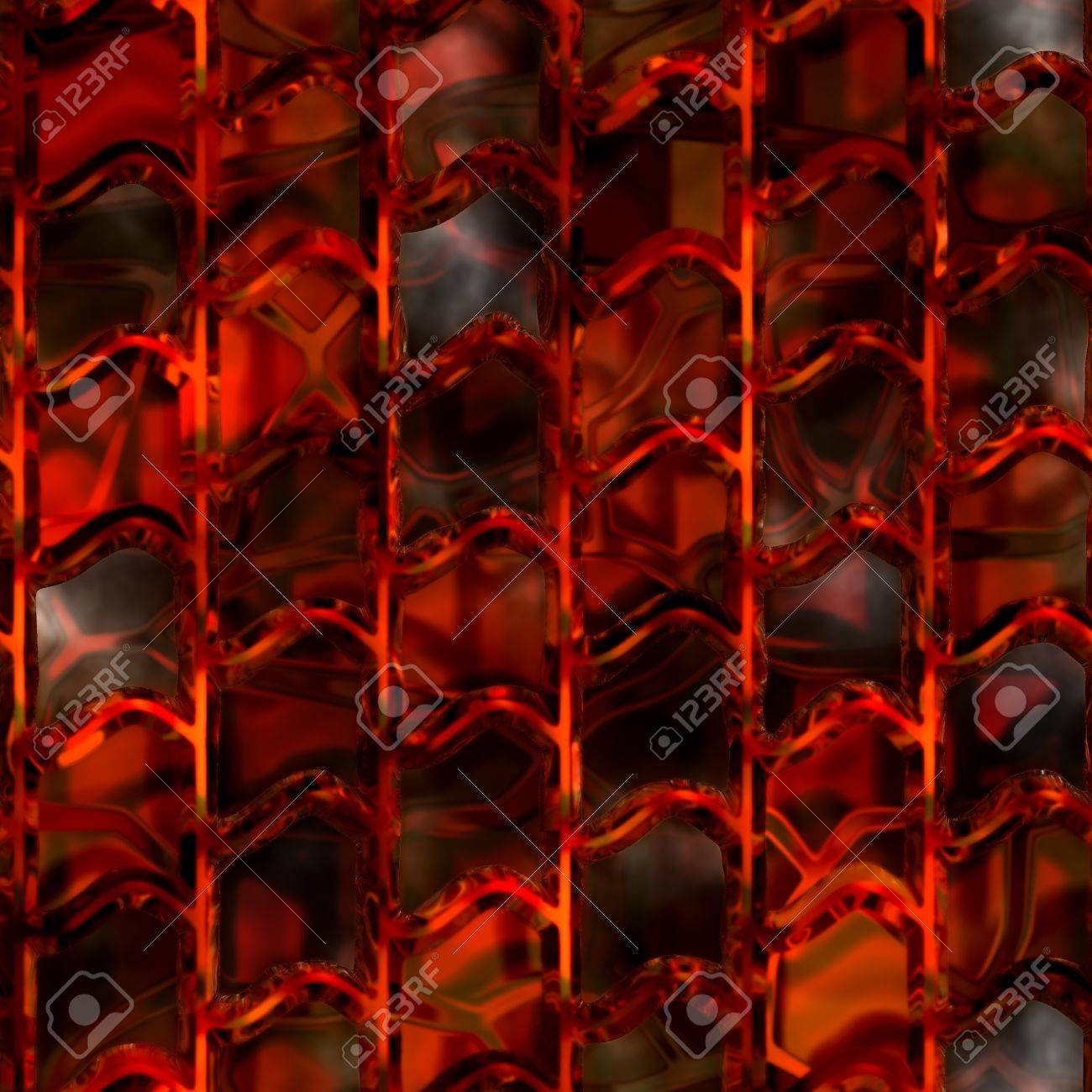 Stained Glass Seamless Texture Stock Photo Picture And Royalty