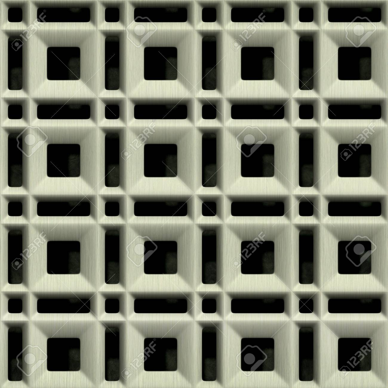 Steel grate. Seamless texture. Stock Photo - 15823475