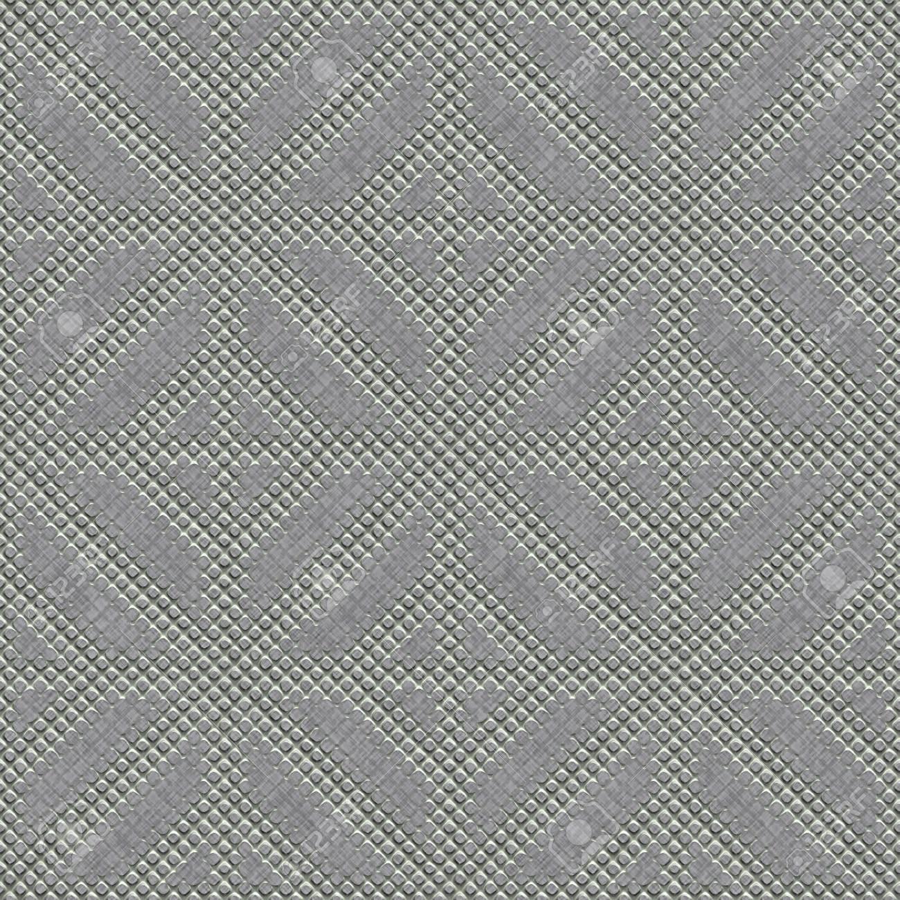 Metal pattern. Seamless texture. Stock Photo - 15931946