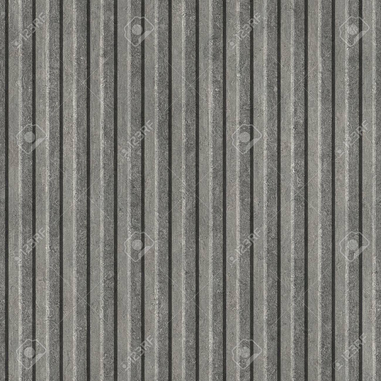 Corrugated metal  Seamless texture  Stock Photo   16030912. Corrugated Metal  Seamless Texture  Stock Photo  Picture And