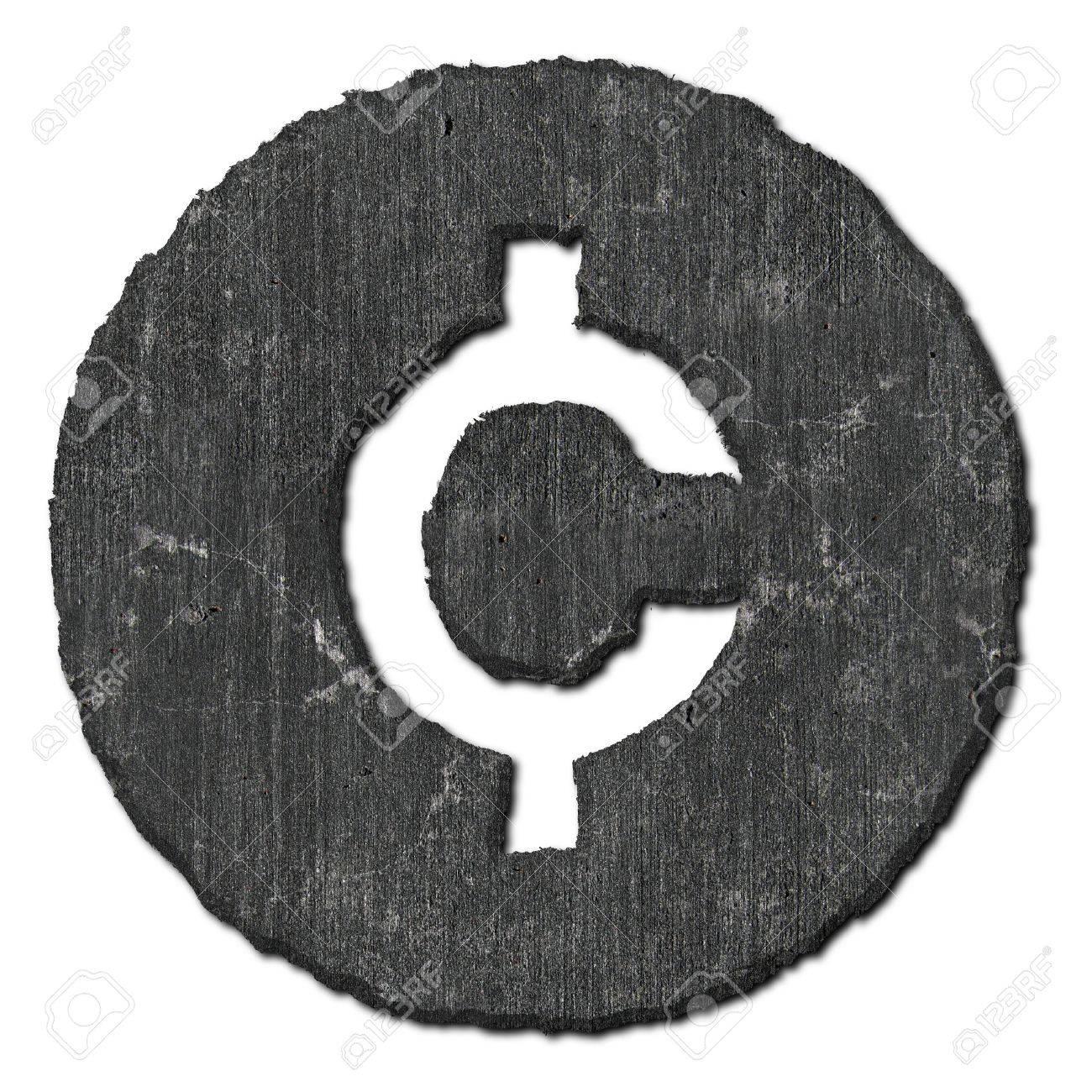 Cent sign symbol view symbol buycottarizona