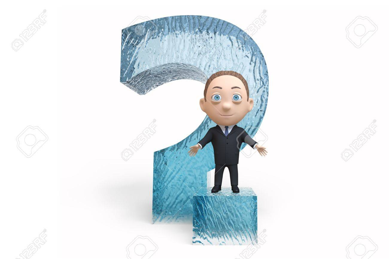 question Stock Photo - 21463317