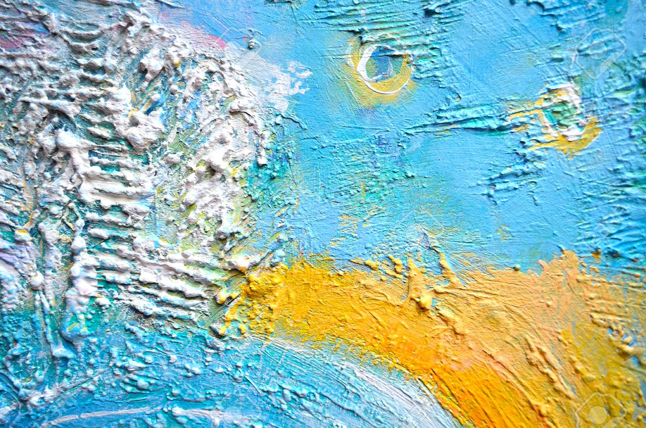 Textured Painting Abstract PaintingCreative Abstract Hand Painted